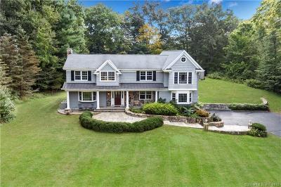 Ridgefield Single Family Home For Sale: 19 Conant Road