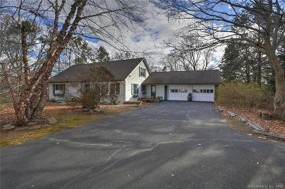 Fairfield Single Family Home For Sale: 33 Ermine Street