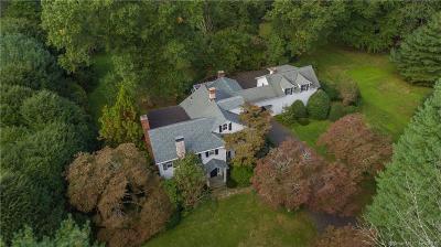Darien Single Family Home For Sale: 275 Hollow Tree Ridge Road