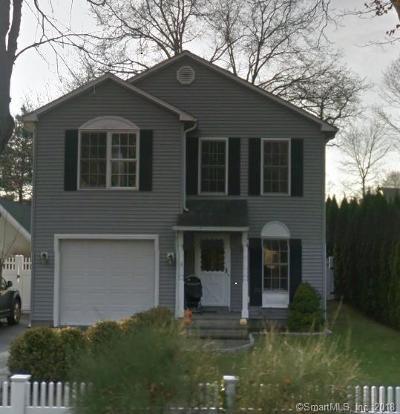 Darien Single Family Home For Sale: 29 Fairfield Avenue