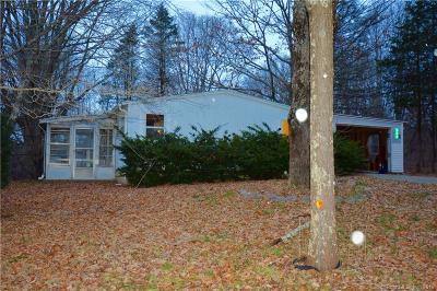 Griswold Single Family Home For Sale: 1564 Glasgo Road #203
