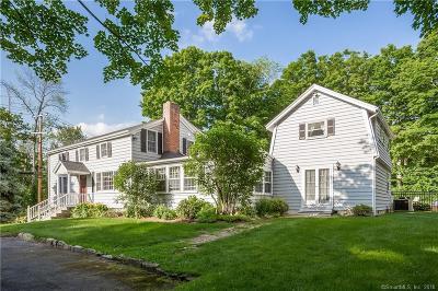 Ridgefield Single Family Home For Sale: 2 Haviland Road