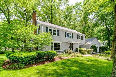West Hartford Single Family Home For Sale: 52 Seneca Road