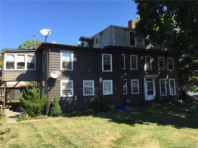 Norwich Multi Family Home For Sale: 345 West Thames Street