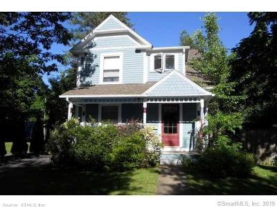 North Haven Single Family Home For Sale: 2099 Whitney Avenue