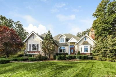 SHERMAN Single Family Home For Sale: 15 Evans Hill Road