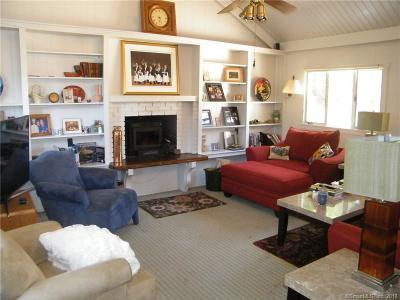 Fairfield County Single Family Home For Sale: 72-74 Locust Avenue