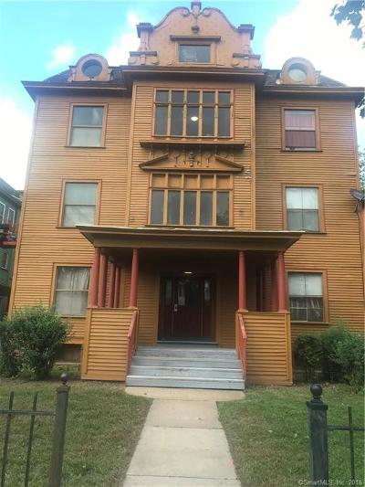 Hartford Condo/Townhouse For Sale: 42 Capen Street #1A