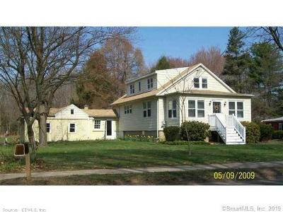 North Haven Single Family Home For Sale: 183 Pool Road