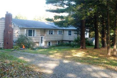 Burlington Single Family Home For Sale: 99 West Chippens Hill Road
