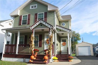 Wallingford Multi Family Home For Sale: 40 Franklin Street