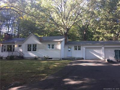Bethel Single Family Home For Sale: 132 Walnut Hill Road