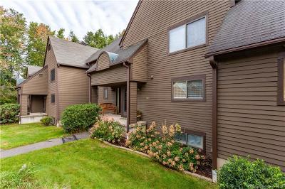 Simsbury Condo/Townhouse For Sale: 3 Tanager Circle #3