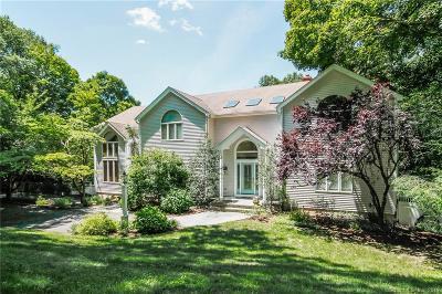 Weston Single Family Home For Sale: 9 Partridge Lane