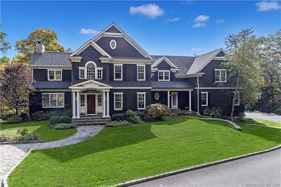 Ridgefield Single Family Home For Sale: 35 Blacksmith Ridge Road