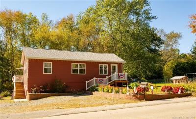 Griswold Single Family Home For Sale: 891 Hopeville Road