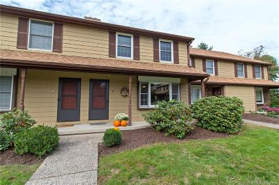 Rocky Hill Condo/Townhouse For Sale: 8 McIntosh Circle #8