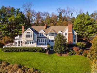 Norwalk CT Single Family Home For Sale: $2,595,000