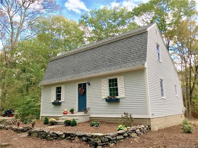 Guilford Single Family Home For Sale: 11 Stepstone Hill Road