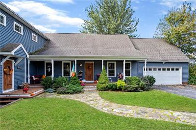 Windham County Single Family Home Show: 333 Pine Hill Road