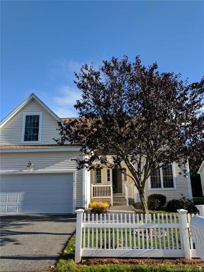 East Lyme Condo/Townhouse For Sale: 6 Regatta Drive #6