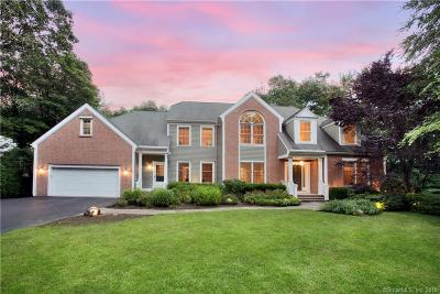 Westport Single Family Home For Sale: 22 Flower Farm Circle
