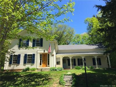 Woodstock Single Family Home For Sale: 449 Route 198