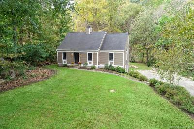 Ridgefield CT Single Family Home For Sale: $625,000