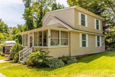 Groton Single Family Home For Sale: 29 Route 27