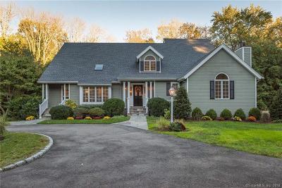 Darien Single Family Home For Sale: 2 Talmadge Hill Road