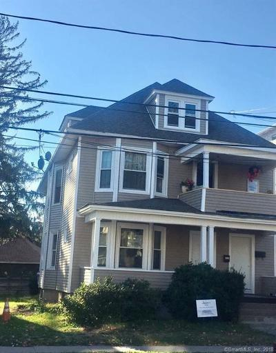 Hartford Multi Family Home For Sale: 35 Campfield Avenue
