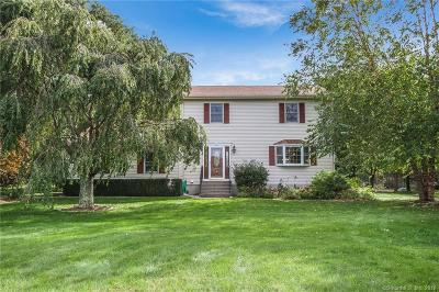 Ledyard Single Family Home For Sale: 8 Deer Lane