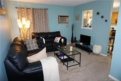 Norwalk Condo/Townhouse For Sale: 135 Flax Hill Road #8