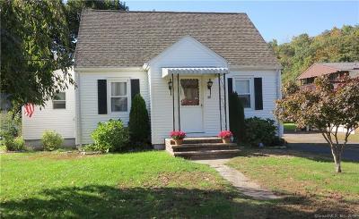 Meriden Single Family Home For Sale: 48 Summary Street