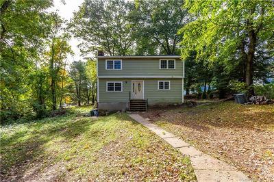 Meriden Single Family Home For Sale: 255 Amity Street