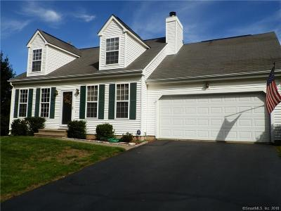 Middletown Single Family Home For Sale: 12 Morning Glory Drive