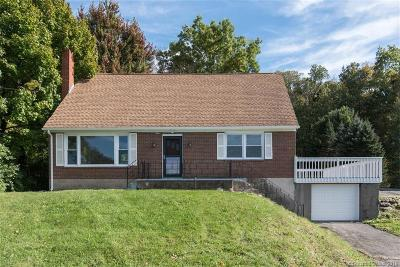 Harwinton Single Family Home For Sale: 468 Clearview Avenue