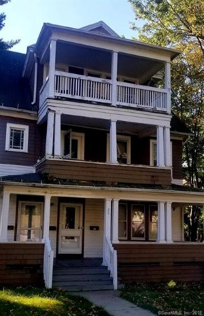 Hartford Multi Family Home For Sale: 23 Warrenton Avenue