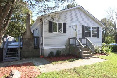 Norwich Single Family Home For Sale: 9 Carver Avenue
