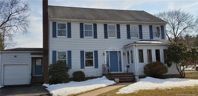 Wethersfield Single Family Home For Sale: 621 Nott Street