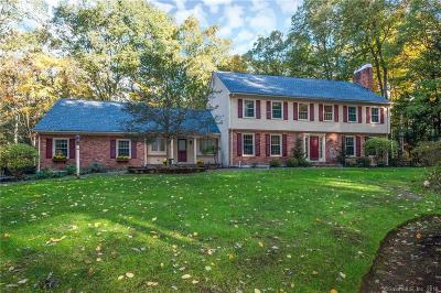 Avon Single Family Home For Sale: 203 Cold Spring Road