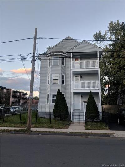 Hartford Multi Family Home For Sale: 158 Mather Street