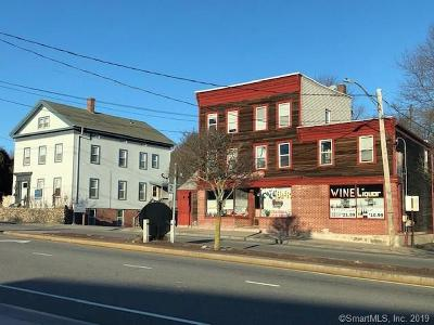 Stonington Commercial For Sale: 7-15 Liberty Street