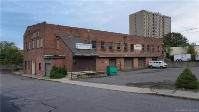 Meriden Commercial For Sale: 119 South Colony Street