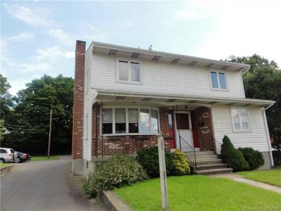 Waterbury Multi Family Home For Sale: 534 Frost Road