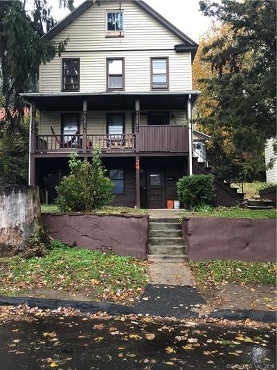 Norwalk Multi Family Home For Sale: 24 Oak Street