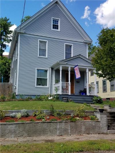 New Haven Single Family Home For Sale: 24 Pardee Pl.