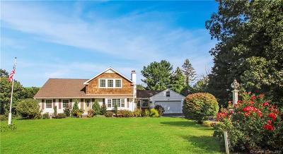 Middlebury Single Family Home For Sale: 88 Skyline Drive