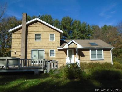 Single Family Home For Sale: 50 Westwoods Road
