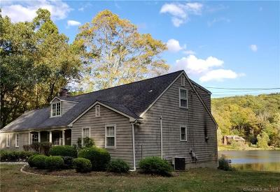 Fairfield County Single Family Home For Sale: 180 Barlow Mountain Road